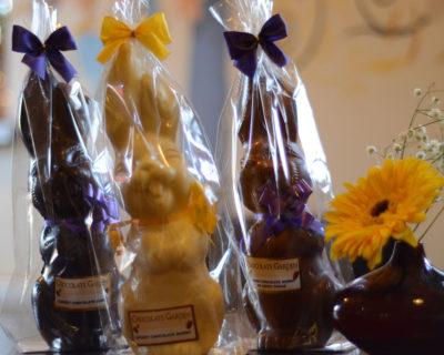 Handmade Chocolate Easter Bunny(70gm)