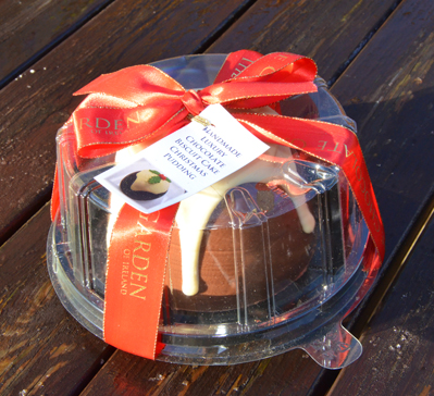 Edible Ireland Chocolate Biscuit Cake