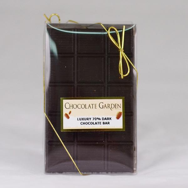 dark chocolate bar 120g