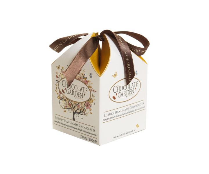 chocolate garden box