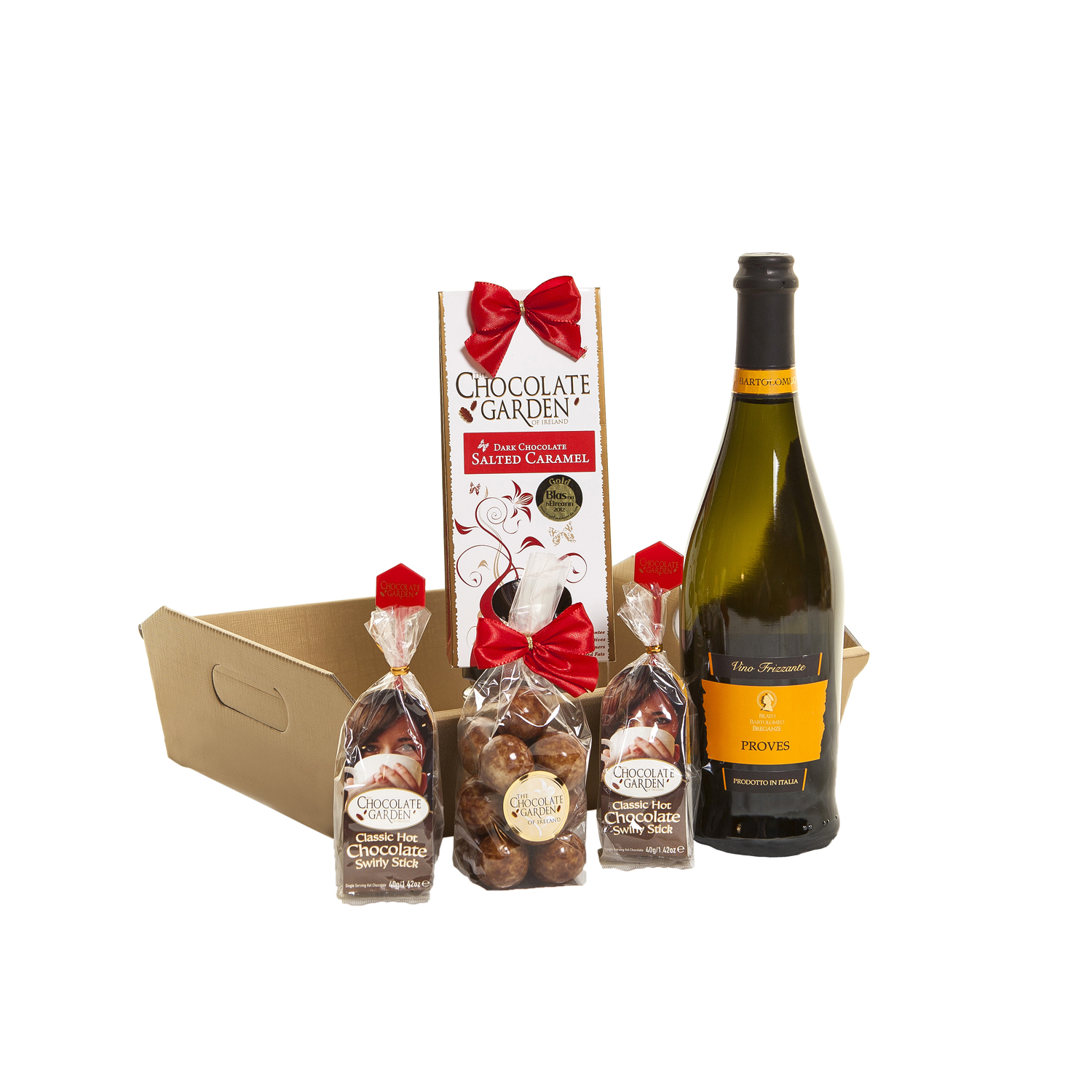 Chocolate Pizazz Gift Basket Hamper