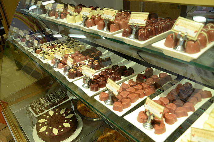 The Chocolate Counter
