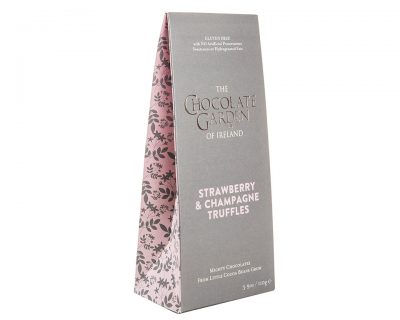 Strawberry & Champagne Truffles Pouch 110g