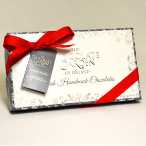 Handmade Chocolates with Caramel, Praline and Alcohol Flavours