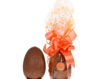 300G EASTER EGG – ORANGE CRISP