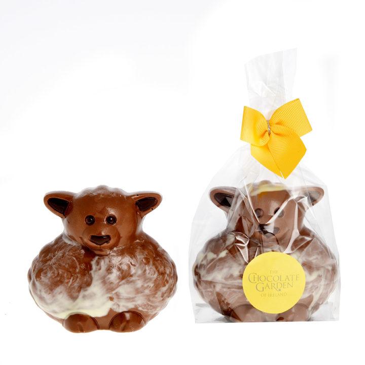 Chocolate Bear In Chocolate Garden Of Ireland