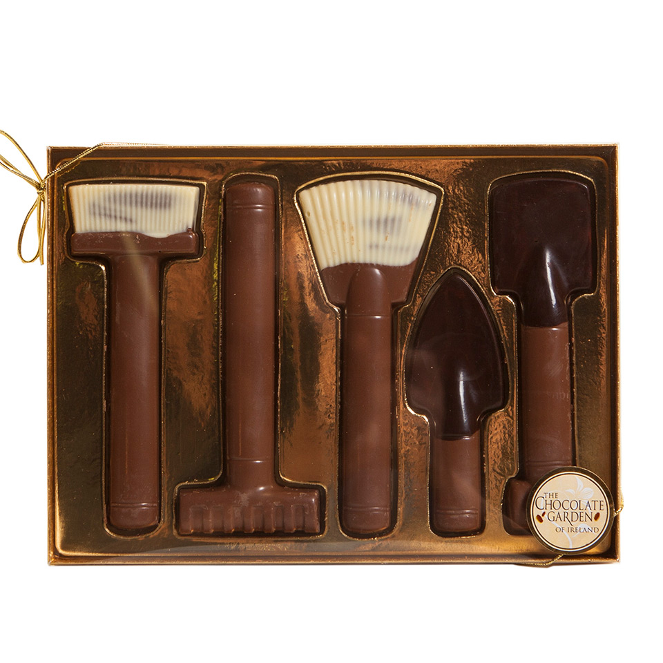Chocolate Gardening Tools