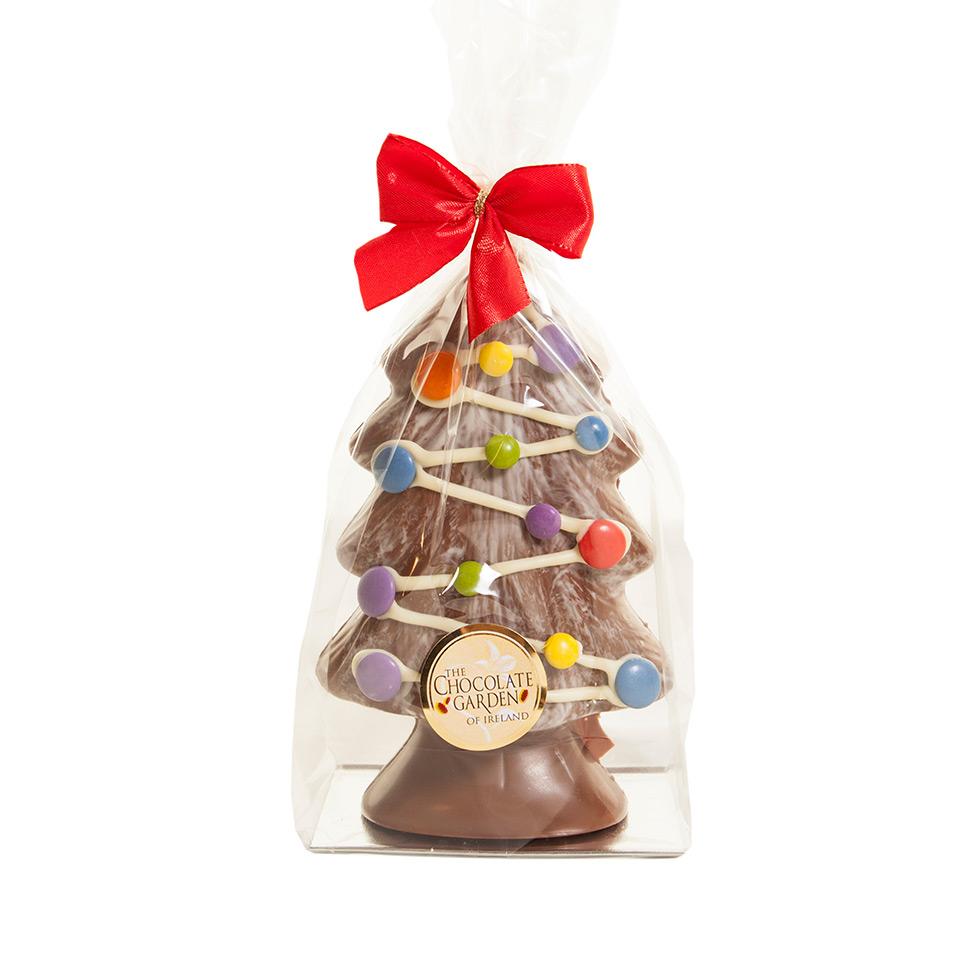 Christmas Tree 175g | The Chocolate Garden of Ireland