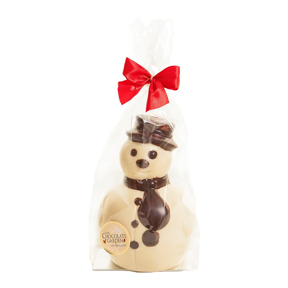 white-choc-snowman