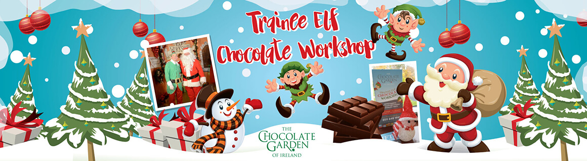 Chocolate Garden Christmas Workshops