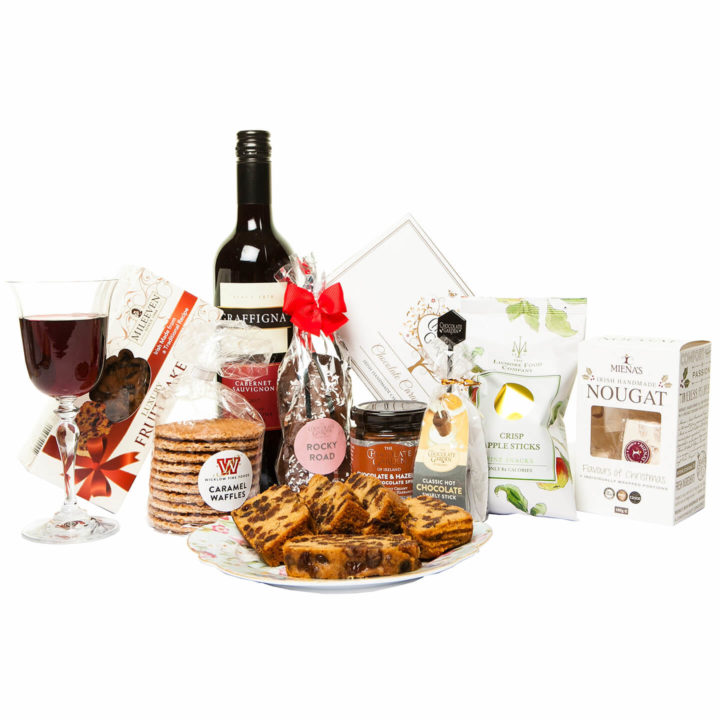 Robert-Emmet-Wine-&-Mixed-Treats-Hamper