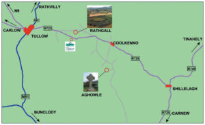 Rathgall Area Map