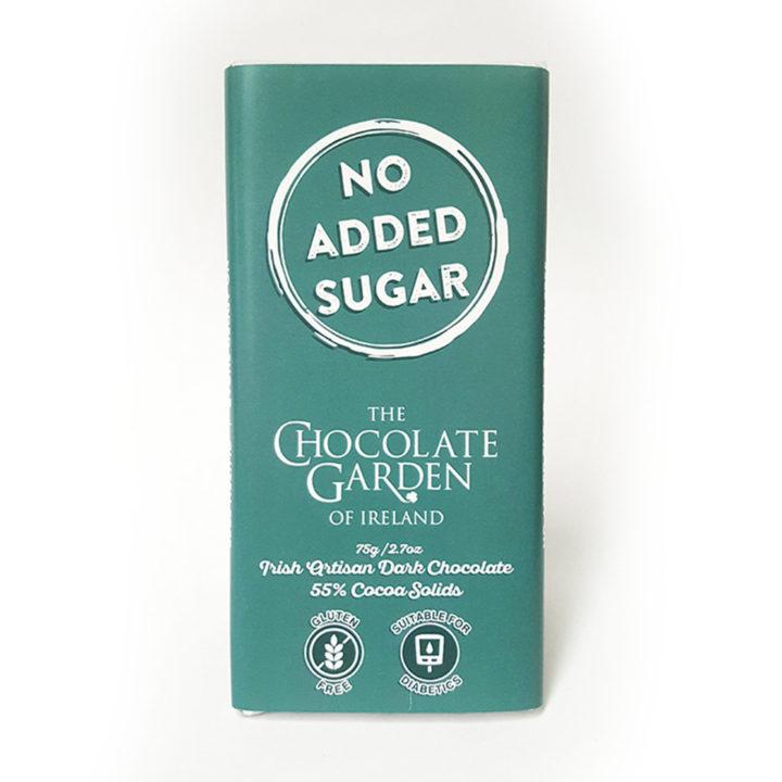 Diabetic Chocolate Bar 75g with Premium Taste