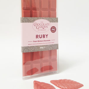 Ruby Chocolate Bar 100g 500x