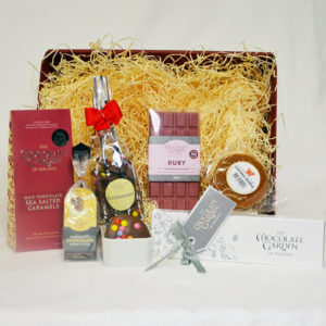 Award Winning Chocolates & Treats in a Gift Tray