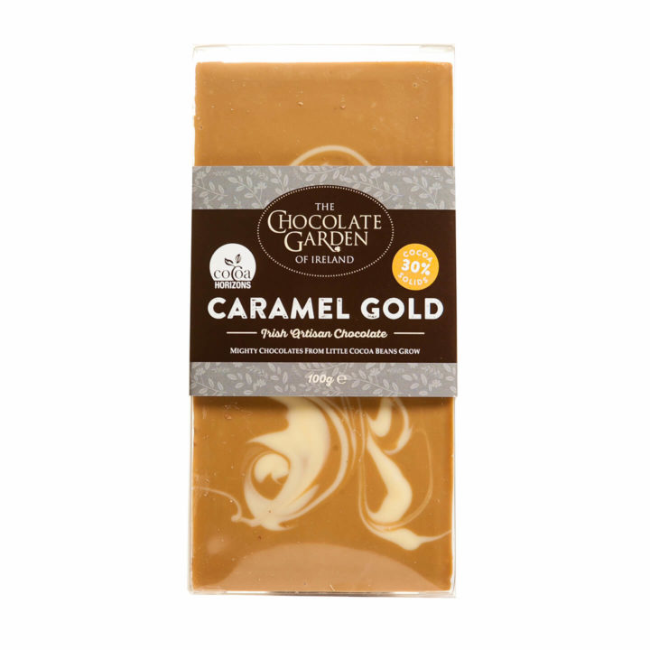 Caramel Gold Artisan Chocolate