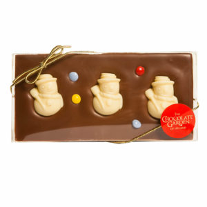 Snowman Milk Chocolate