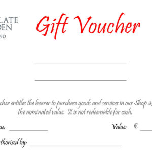 Gift Voucher 2020 Page 1